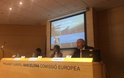 Conferencia «Los retos de la pyme europea y la insolvencia empresarial»