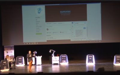 Numintec participa en la Jornada «WorkFest: The Business of Tomorrow»