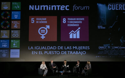 NUMINTEC FORUM. La igualdad de la mujer en el puesto de trabajo
