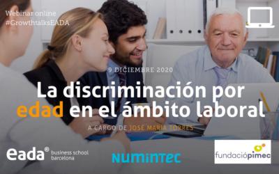 La discriminación por edad en el ámbito laboral